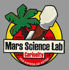 ORIGINAL  MARS SCIENCE LAB - CURIOSITY ROVER - JPL NASA ULA LAUNCH PATCH