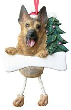 GERMAN SHEPHERD ~ DANGLING DOG ORNAMENT #75