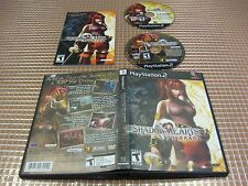 PS2 SHADOW HEARTS COVENANT USA NTSC AMERICA COMPLETO PLAYSTATION 2 SONY CAPCOM