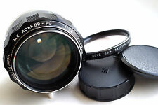Minolta MC ROKKOR-PG 58mm f1.2 for MIRRORLESS CAMERAS  JAPAN GREAT+