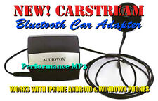 Audiovox CarStream HTC ONE M8 M9 Bluetooth Car Adapter for Mazda Voxx Dice