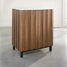Cubby Storage Cabinet - Fine Walnut - Soft Modern Collection (415143)