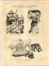 1887 HM Stanley víctima de popularidad Real Academia dificultades de apertura