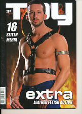 Toy Issue 297 - Gay Leather Fetish Magazine