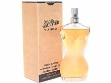 JEAN PAUL GAULTIER CLASSIQUE 3.3 3.4 OZ 100 ML EDT TESTER FOR WOMEN