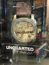 Uncharted 4 A Thiefs End Nathan Drake's Watch New In Box Rare Limited