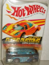 HOT  WHEELS   SURFIN' SCHOOL  BUS   CUSTOMIZED  EDITION   yr.2003made  in  China