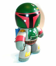 STAR WARS Mighty Muggs BOBA FETT bounty hunter figure RARE, no box