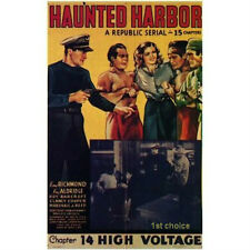 Haunted Harbor - Cliffhanger Serial Movie DVD Kane Richmond  Kay Aldridge