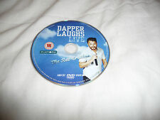 Dapper Laughs Live - The Res-erection [DVD] DISC ONLY