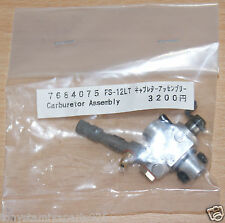 TAMIYA 7684075/17684075 CARBURATORE/CARBURATORE ASSEMBLY (fs-12lt/tg10), Nuovo con imballo
