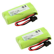 2 Cordless Home Phone Battery for Uniden BT-1008 BT1008