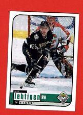 1998-99 UD Choice RESERVE parallel # 68 Jere Lehtinen DALLAS STARS