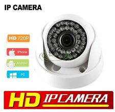HD 720P 1MP IP Camera Indoor Dome Security ONVIF Night Vision P2P IP Cam