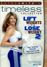 Kathy Smith: Lift Weights to Lose Weight, Vol. 2 (2012, DVD NIEUW)