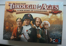 Through The Ages Board Game: A New Story Of Civilization UK ONLY