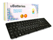 Laptop Keyboard HP Pavilion 646568-001 633736-001 640208-001 - Black
