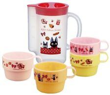 SKATER Kiki?fs Delivery Service Jiji Case Stacking cups 4P set Studio Ghibli