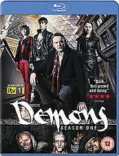 Demons - Series 1 (Blu-ray, 2009) New and sealed