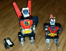Voltron golion y&k toei, 1984 world events productions DIECAST and plastic toys
