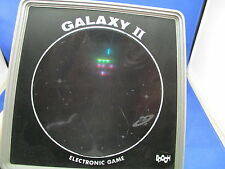 VTG Galaxy II Electronic Arcade Video Game Epoch 1981 Table Top Battery Operated