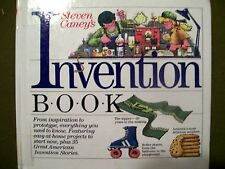 INVENTION BOOK STEVE CANEY'S 1985 HARDCOVER