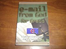 E-Mail from God for Grads by Claire and Curt Cloninger (2002, Paperback)