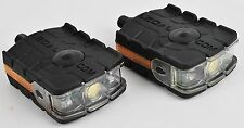 "Pair Of Ledal Light Up LED Bicycle Bike Safety Pedals 9/16"" Fitting RRP £24.99"