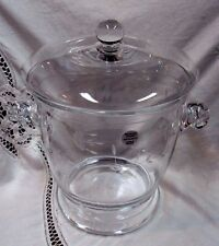 Poland PRINCESS HOUSE ~ Large Lidded ICE Champagne BUCKET ~ Over 5 lbs !!!