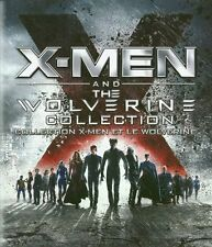 X-Men and The Wolverine Collection (ALL 6 MOVIES) ~ BRAND NEW 6-DISC BLU-RAY SET