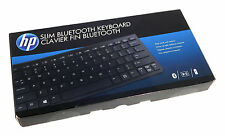 HP Slim Bluetooth Keyboard Wireless H4Q44UT ELITEPAD 900 ELITEPAD 1000 G2