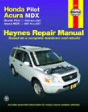 2003-2007 Haynes Honda Pilot & 2001-2007 Acura MDX Repair Manual