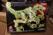 Zoids Genesis Limited BioMegaRaptor Clear MD Mint in Box GB-01
