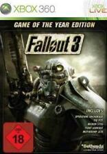 Xbox 360 Fallout 3 GOTY Edition incl. 5 te addons * como nuevo