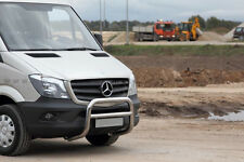 SHIELD BUFFALO MERCEDES SPRINTER 13 COUNTERPART STAINLESS STEEL DIA 70mm,