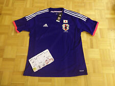 NWT Japan Nippon Adidas Football Soccer 2014 FIFA World Cup Jersey Men X-Large