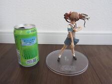 USED JUNK No stand parts Toaru Kagaku no Railgun Real Figure Kuroko Shirai Japan