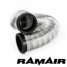 Ramair Alimentation d'air froid conduit de ventilation en aluminium Pour Kits Induction 60mm x 1000mm