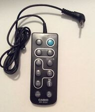 Casio Digit Camera Wired Remote Control WR-80QV