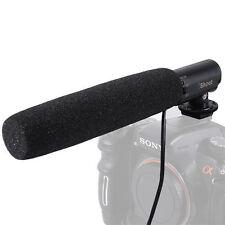 DC/DV Audio Mikrophone Mikrofon Microphone+Blitzschuh Adapter④Sony Kamera NEX-7