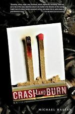 Crash and Burn by Michael Hassan (2014, Paperback)