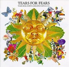 TEARS FOR FEARS Tears Roll Down Greatest Hits 82-92 CD BRAND NEW Best Of