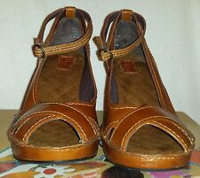 Indigo by Clarks Open Toe Ankle Strap Pumps -- Size 8.5M -- New in Box