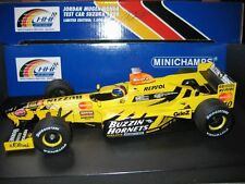 1/18 F1 JORDAN MUGEN HONDA TEST CAR SUZUKA 1998 FRENTZEN BY MINICHAMPS MINT