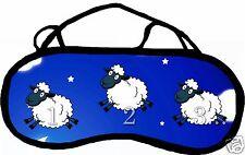 Masque de sommeil cache yeux saute moutons personnalisable REF 21