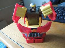 Playskool Gobots, Speed-bot Racer Transformer, 2001, Takara Hasbro