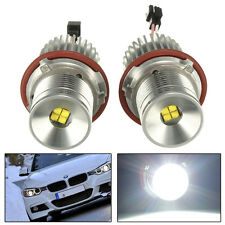 40W High Power LED Angel Eyes Halo Ring Light CE NO Error Free For BMW E39 E60
