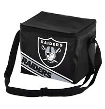 NFL Oakland Raiders 2016 Lnsulated Lunch Bag Cooler (6 Pack)