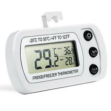 Digital LCD Thermometer Temperature Meter for Refrigerator Freezer -50°C ~ 20°C