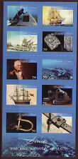 NORFOLK ISLAND 225 YEARS WRECK OF HMS SIRIUS BOOKLET MNH 2015